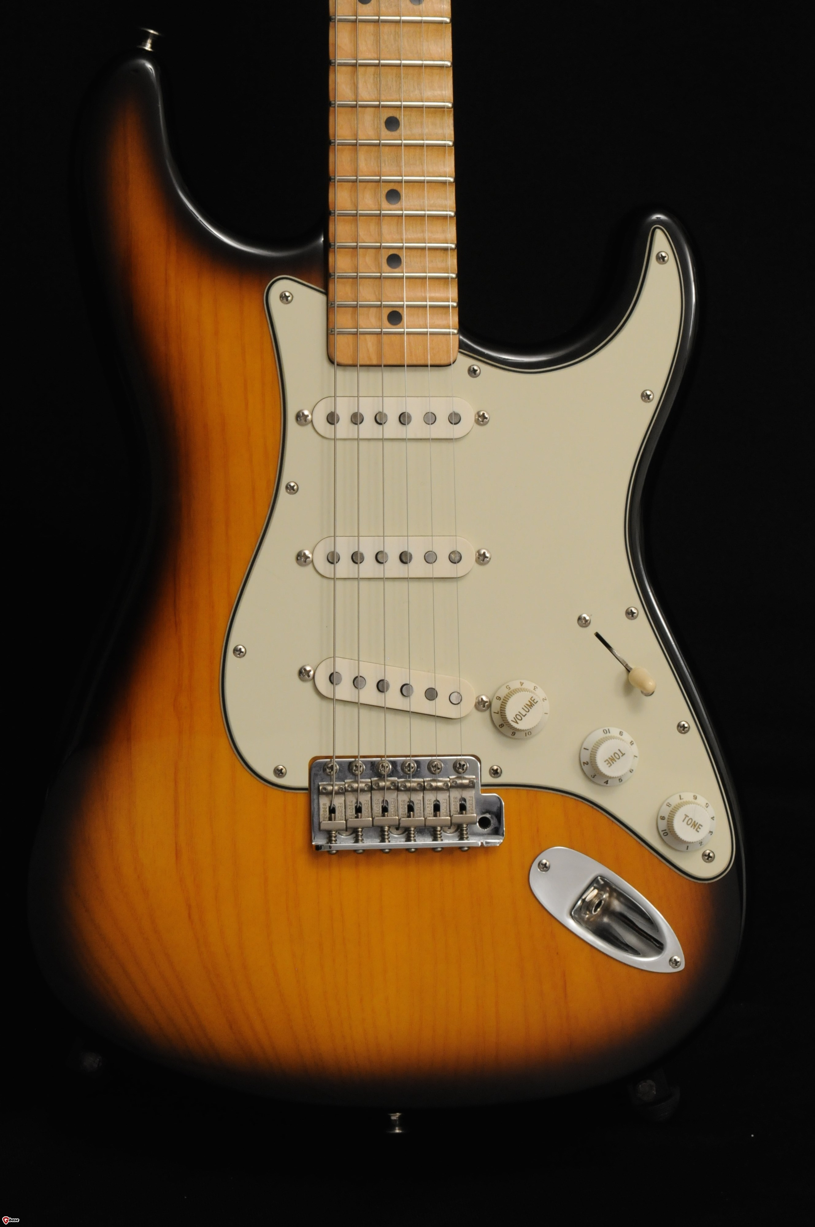 1993 Fender® Custom Shop 1-off Endorsee Guitar made by Larry Brooks