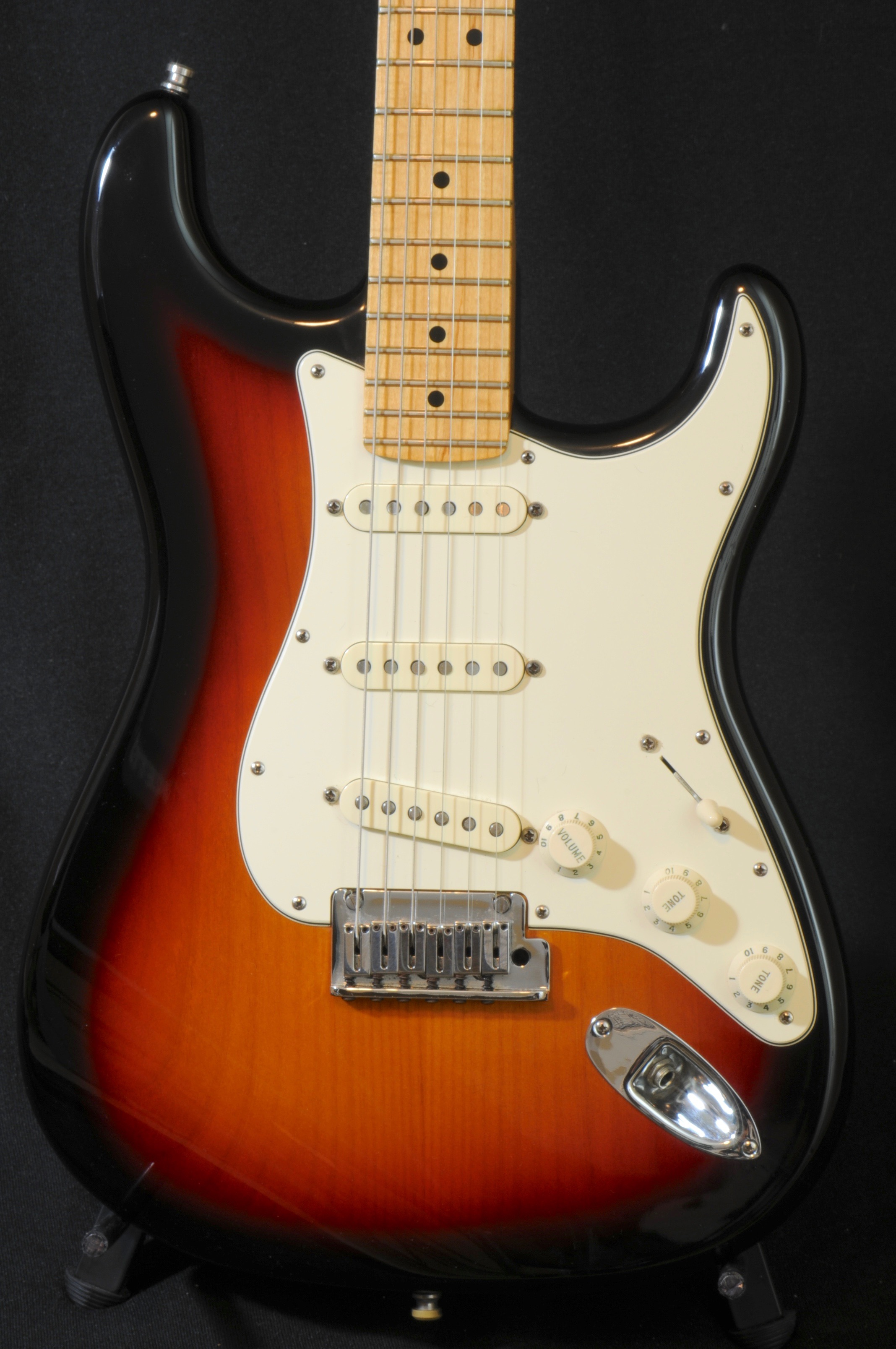2008 Fender® Custom Shop Custom Classic Strat®