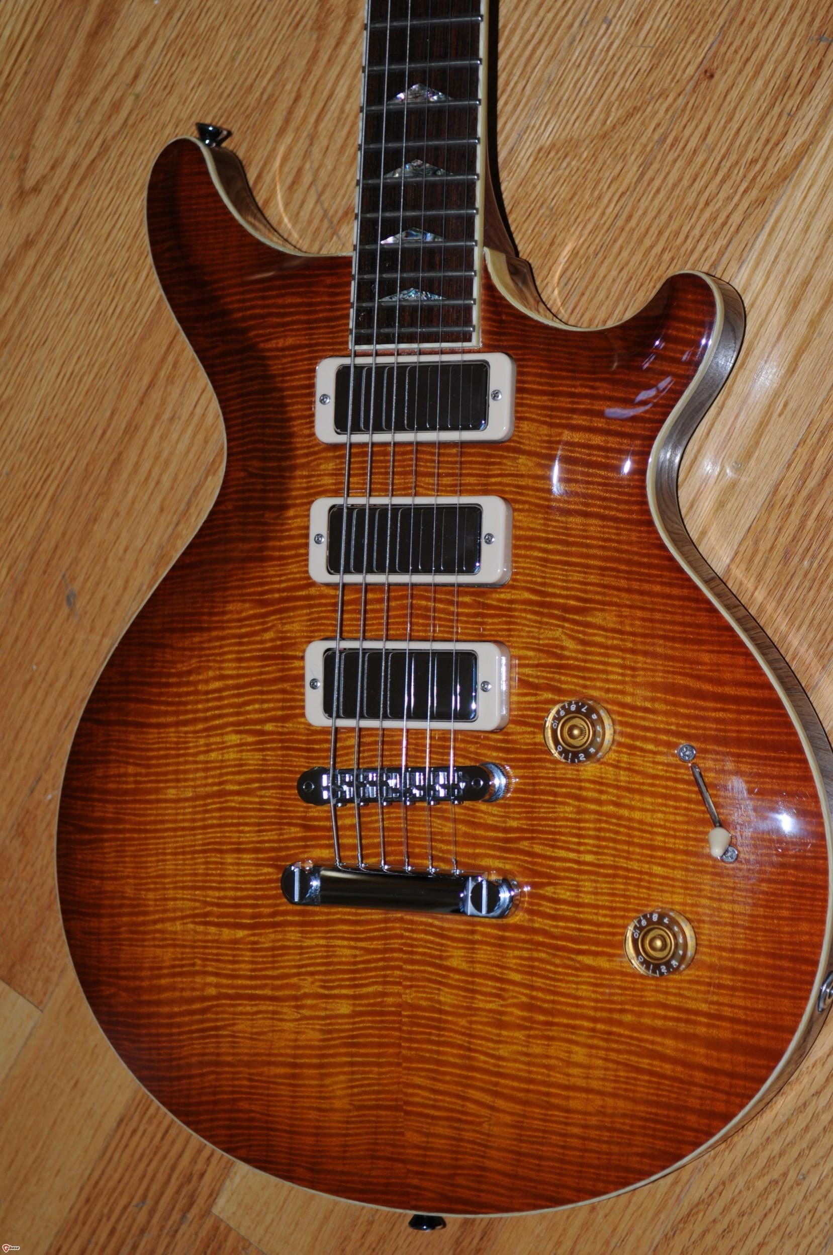 Jack BRIGGS Saturn Deluxe one-off 3 Pickup Custom