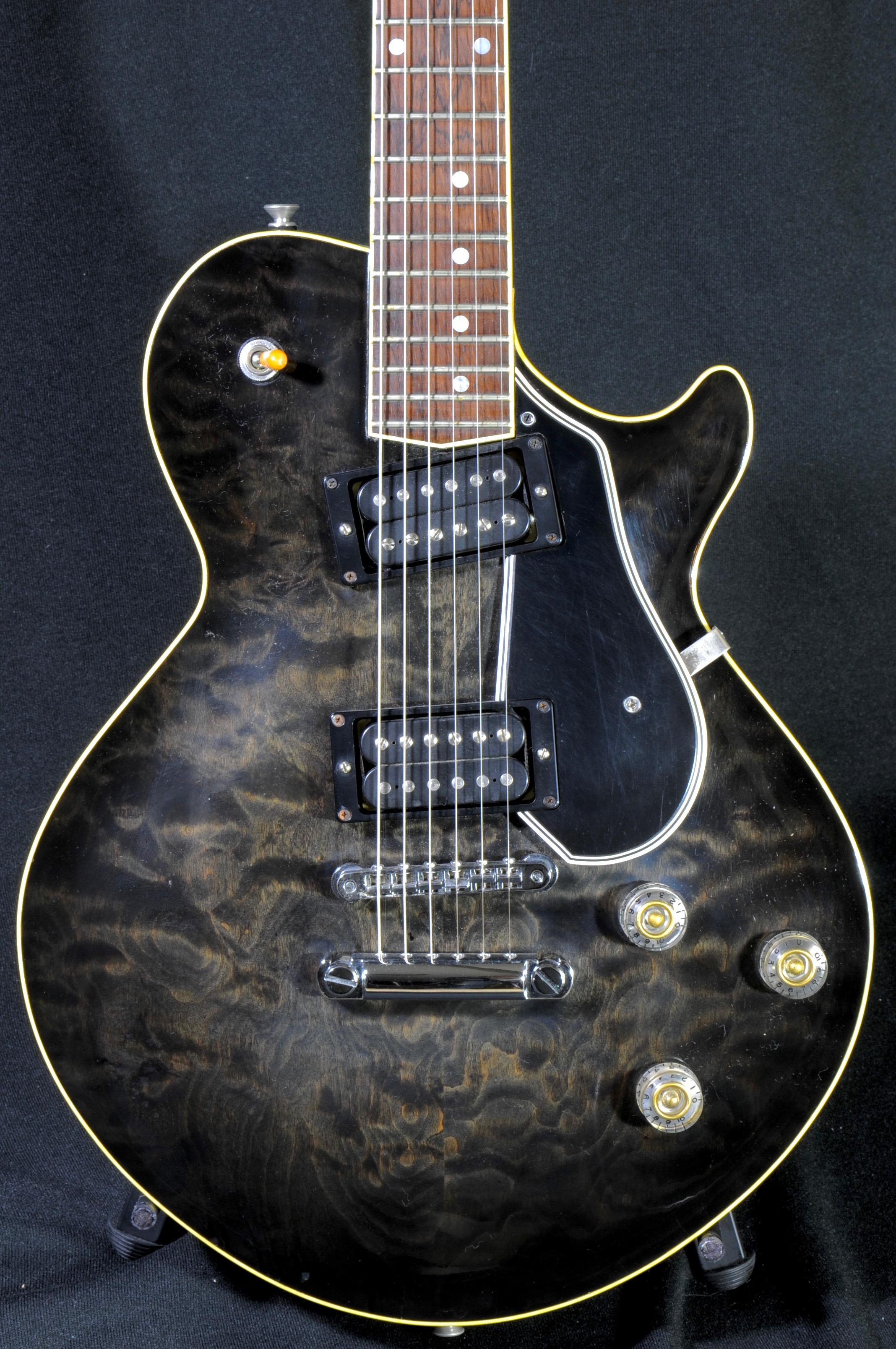 Fender Custom Shop LJ – Made by Mike Stevens  RARE