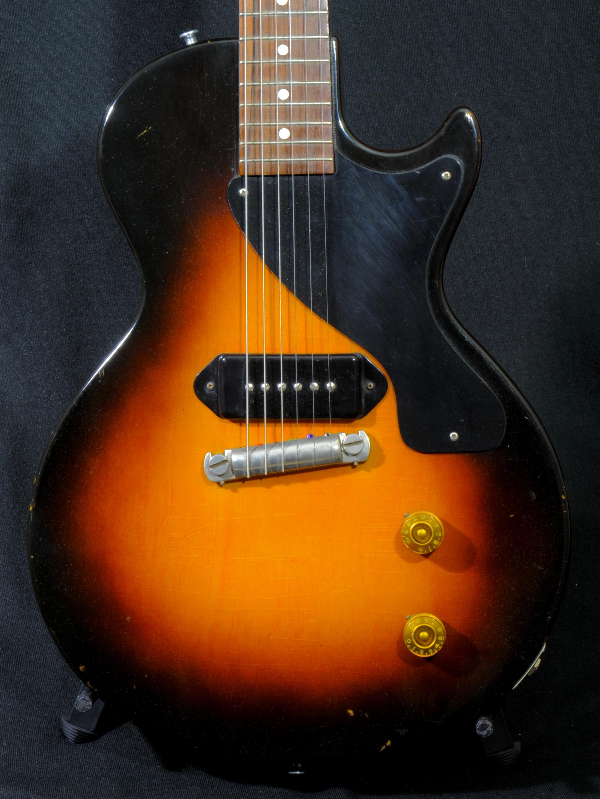 "1954 Gibson Les Paul Jr – Exc ""-"""