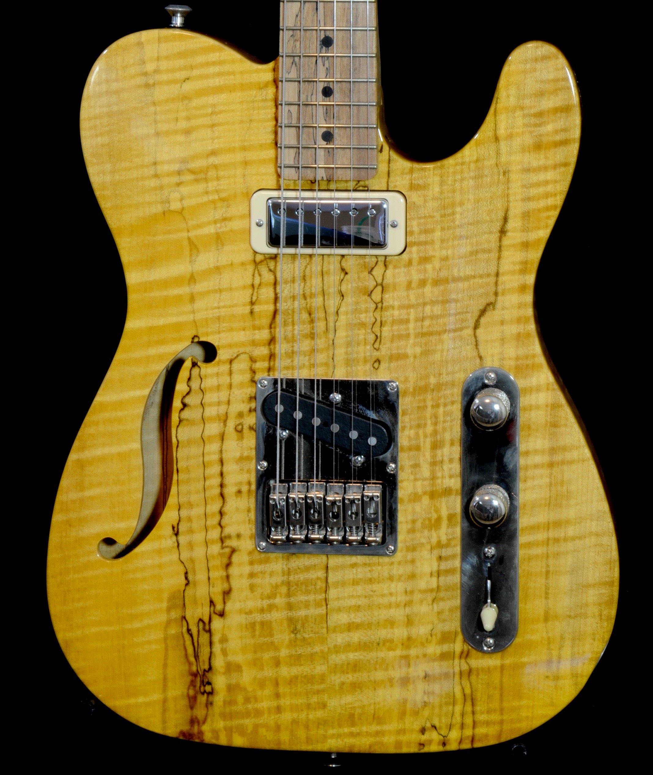 Ron Thorn GT-100  Spalted Maple