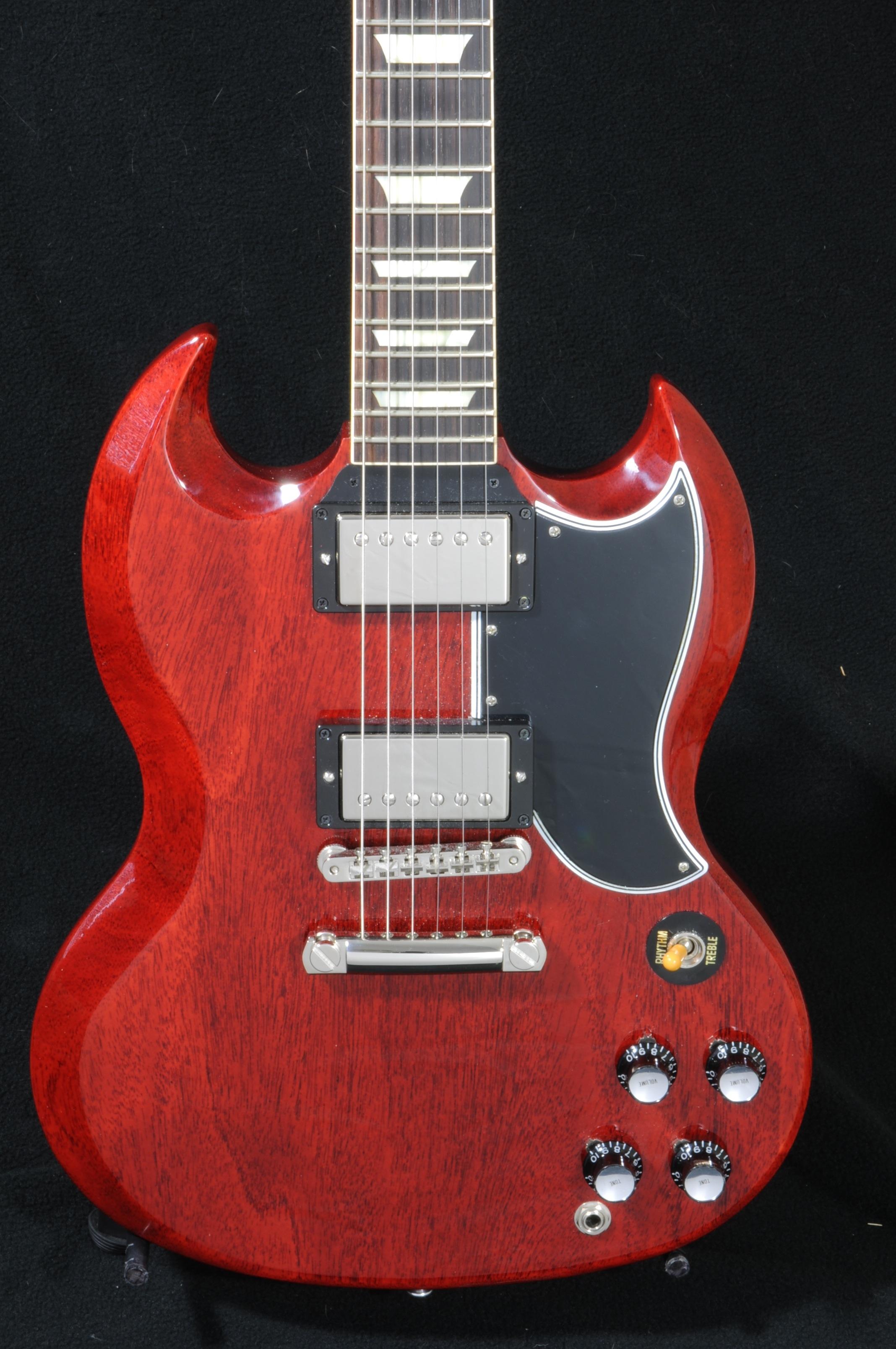 2014 Gibson Wildwood Spec SG  – Exc Cond
