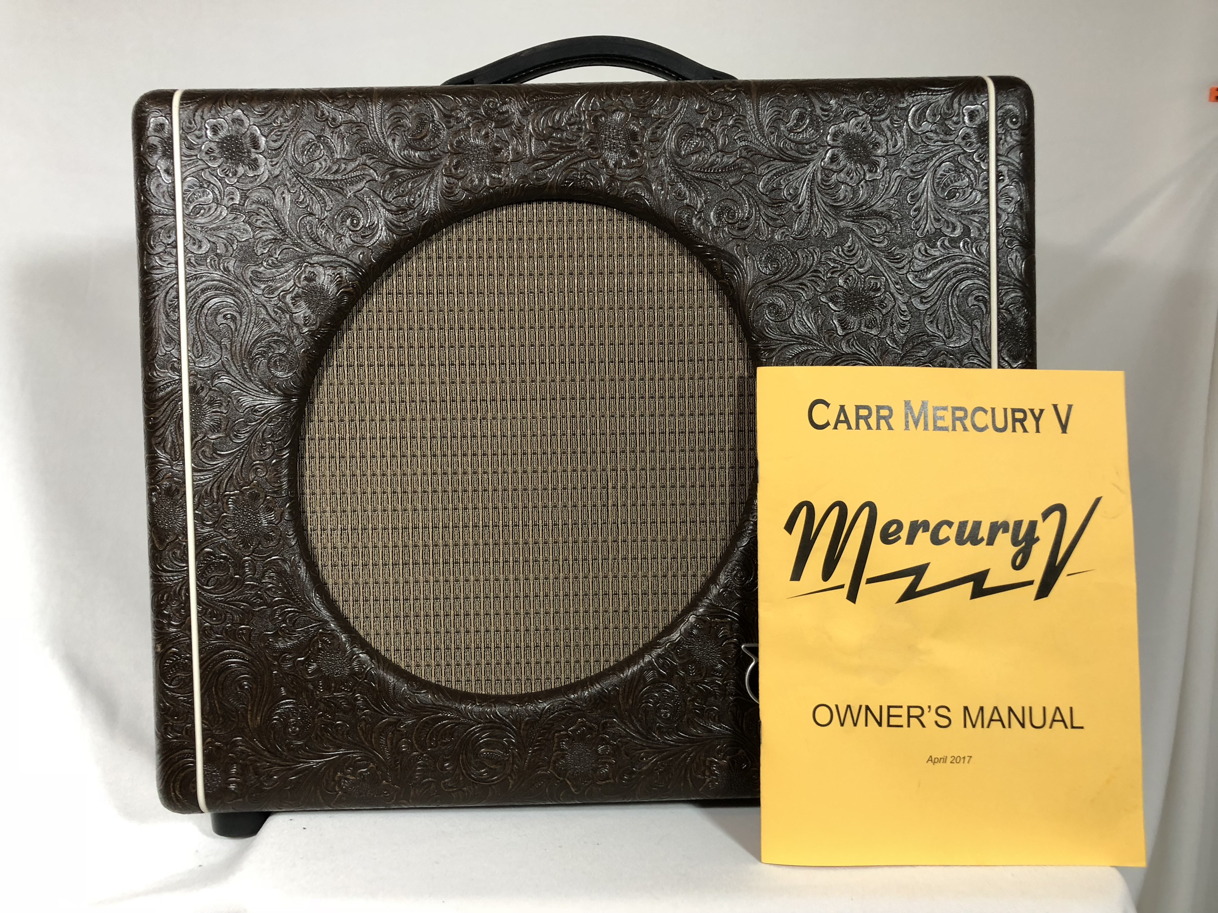 2017 Carr Mercury V 1-12″ Combo