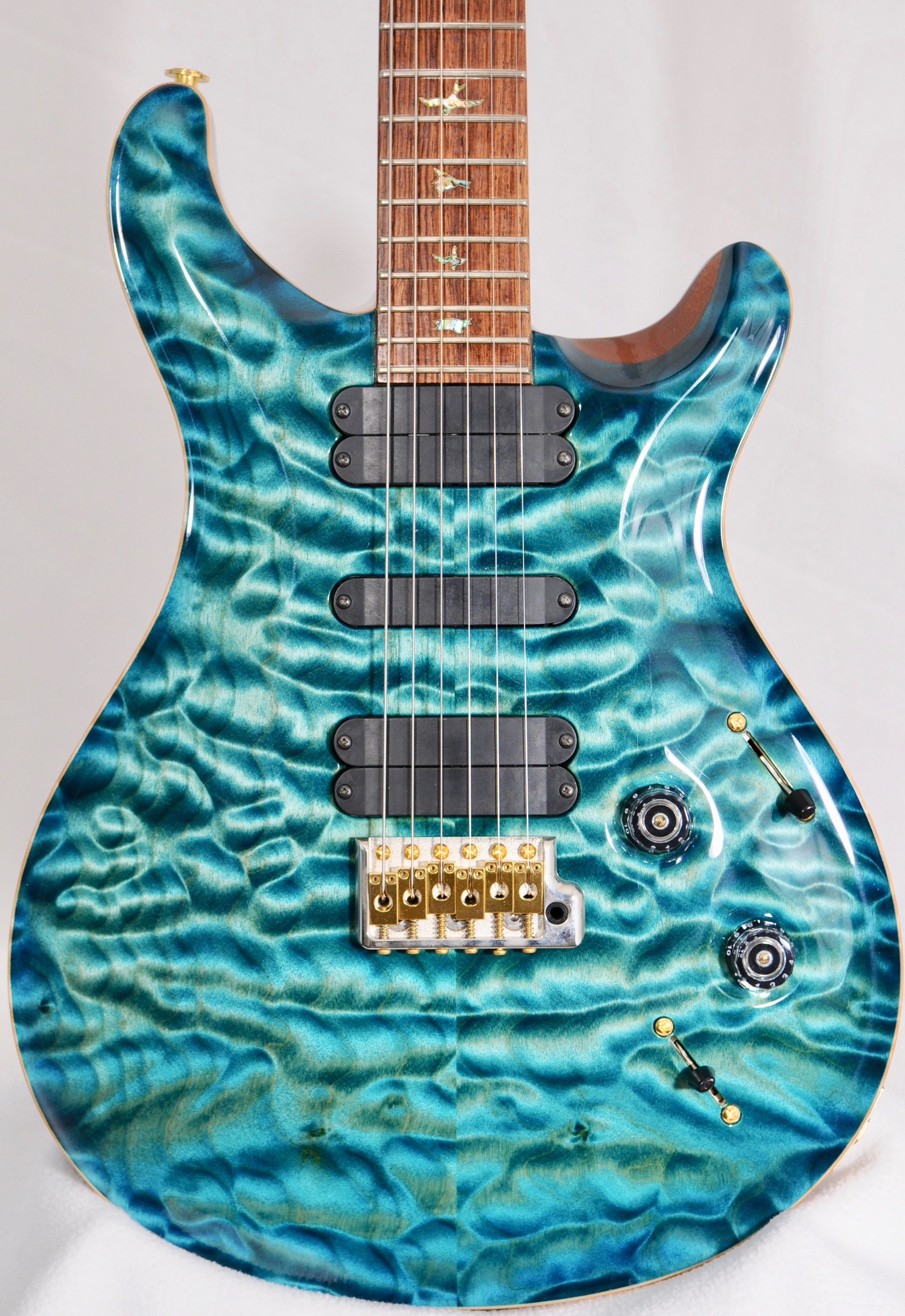 PRS Private Stock 513 – LOOK at the WOODS