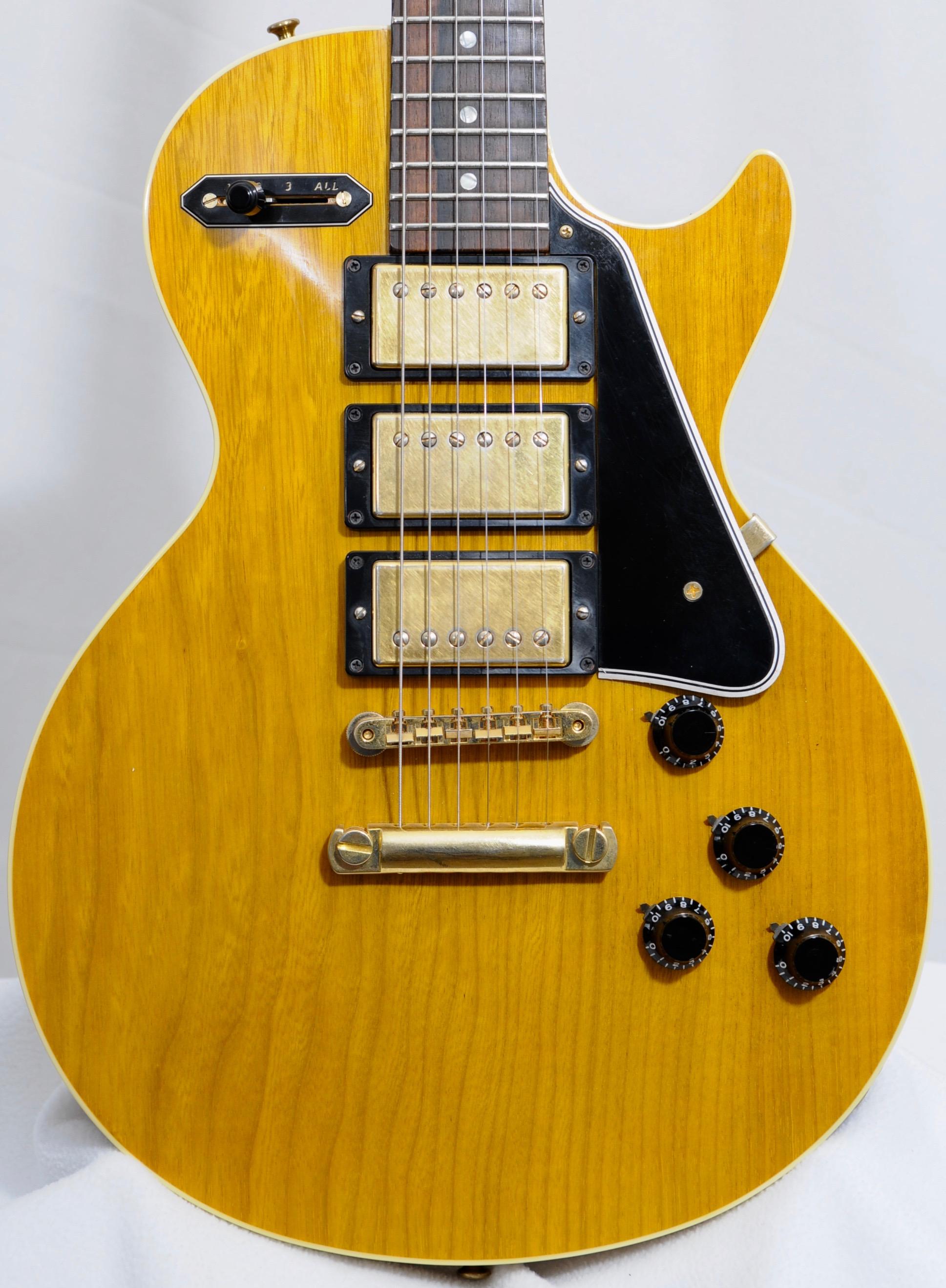 2008 Gibson Custom Shop 50th Anniversary KORINA Tribute Les Paul – SPLIT HEADSTOCK VERSION!