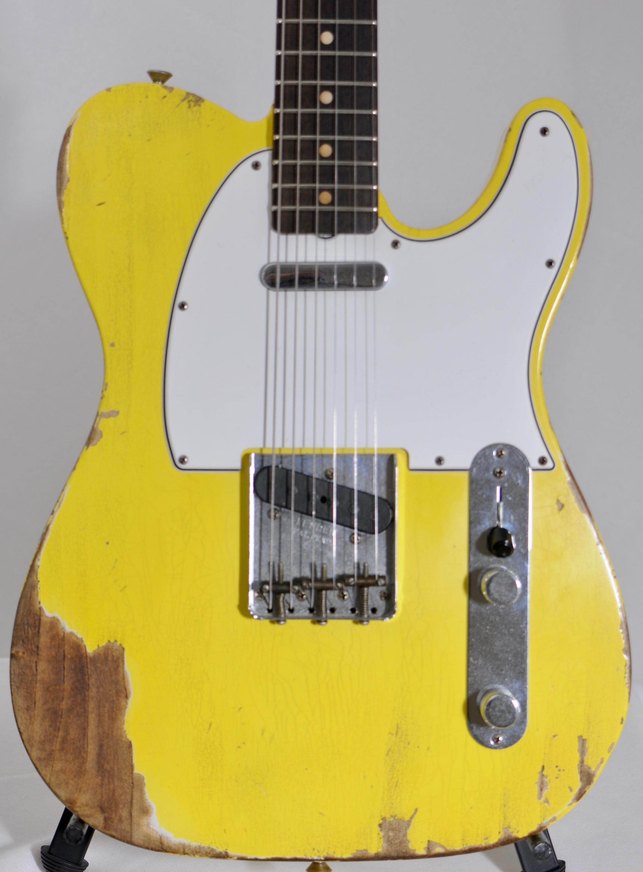 2018 Fender Custom Shop Wildwood 10 1959 Tele