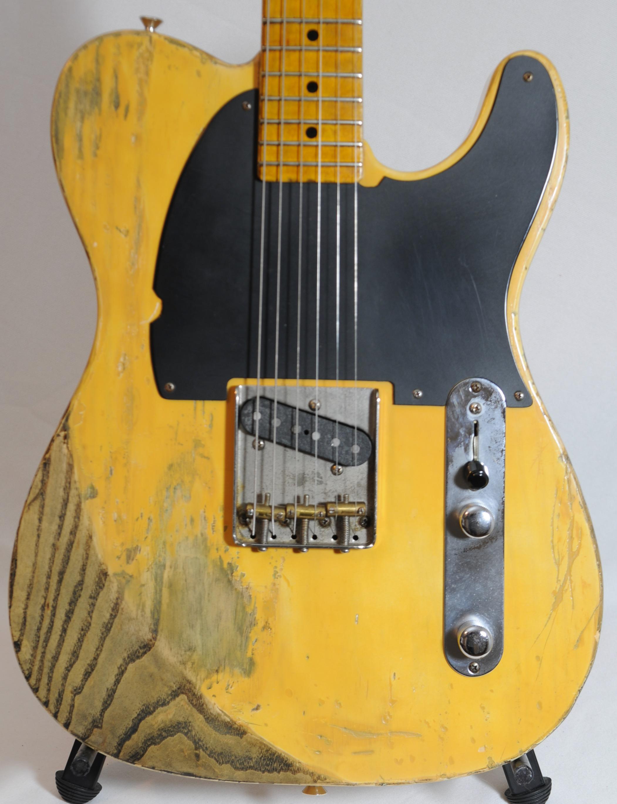 ESP Custom Shop – Jeff Beck ESQUIRE