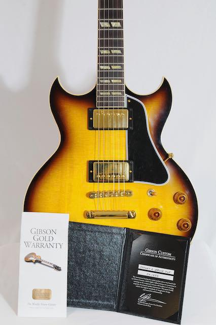 2017 Gibson Custom Shop JOHNNY A SPRUCE TOP