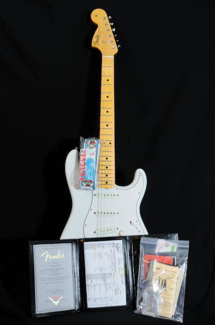 2018 Fender Custom Shop JIMI HENDRIX '66 VOODOO CHILD STRAT NOS